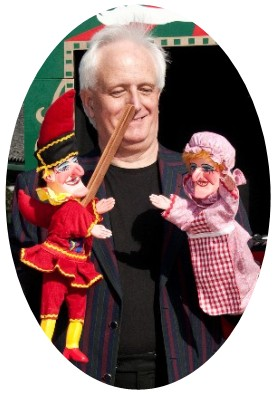 Mr Punch, Judy and Me